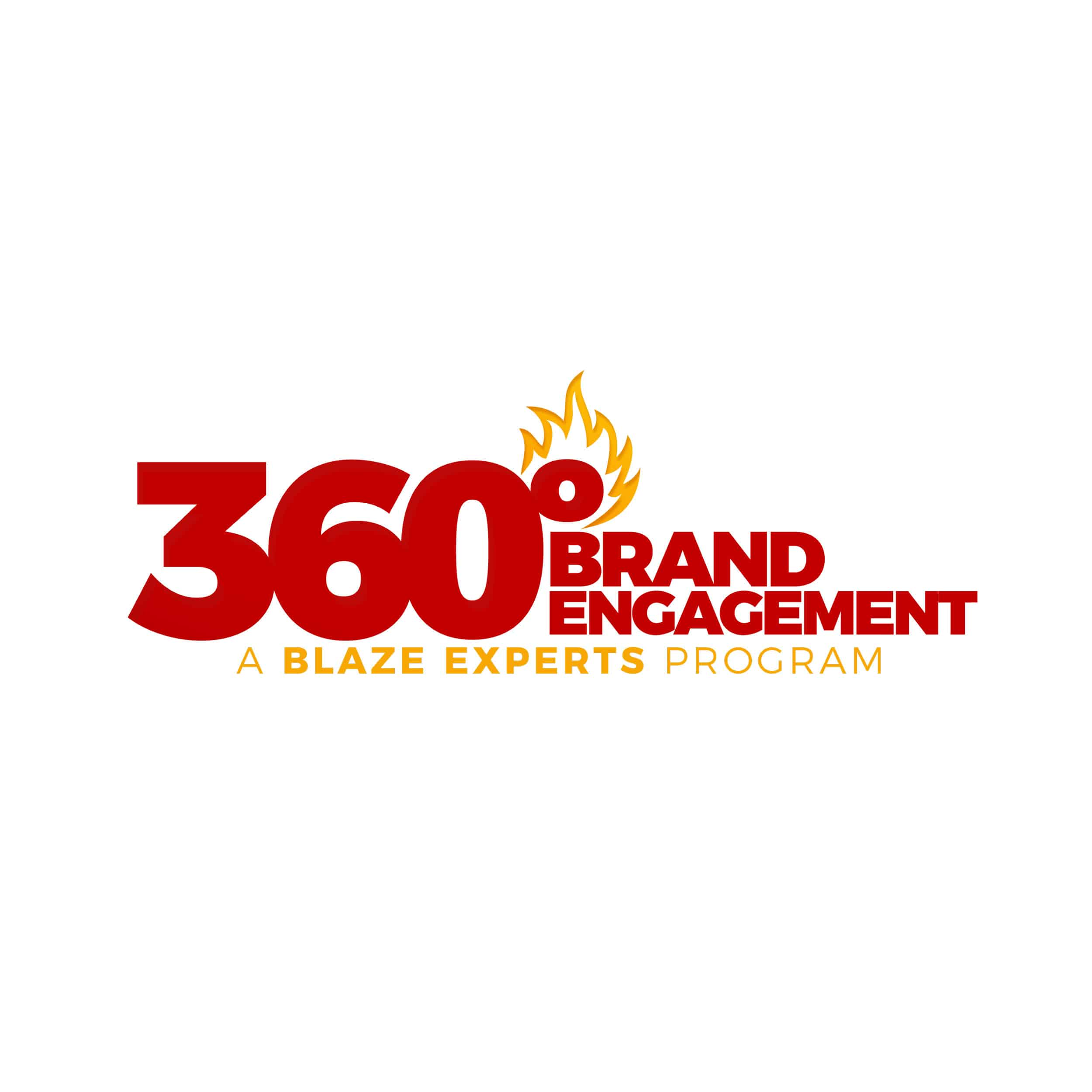 360 Degree Brand Engagement by Blaze Experts