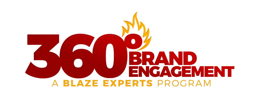360º Brand Engagement - A Blaze Experts Program