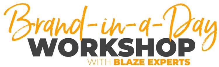 brand-in-a-day workshop