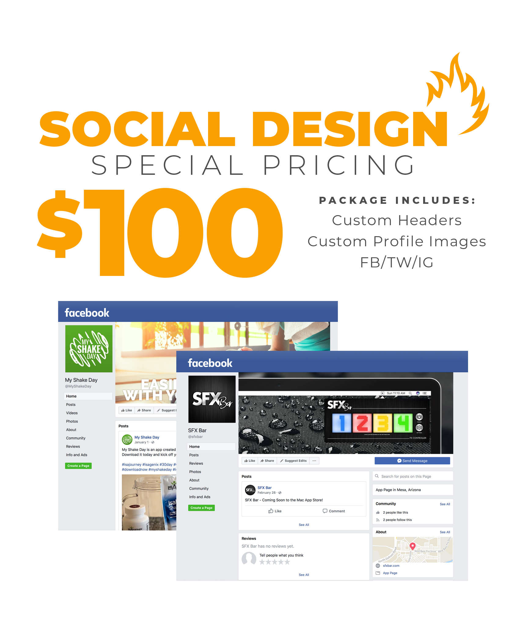 Social Design Special Holiday Special